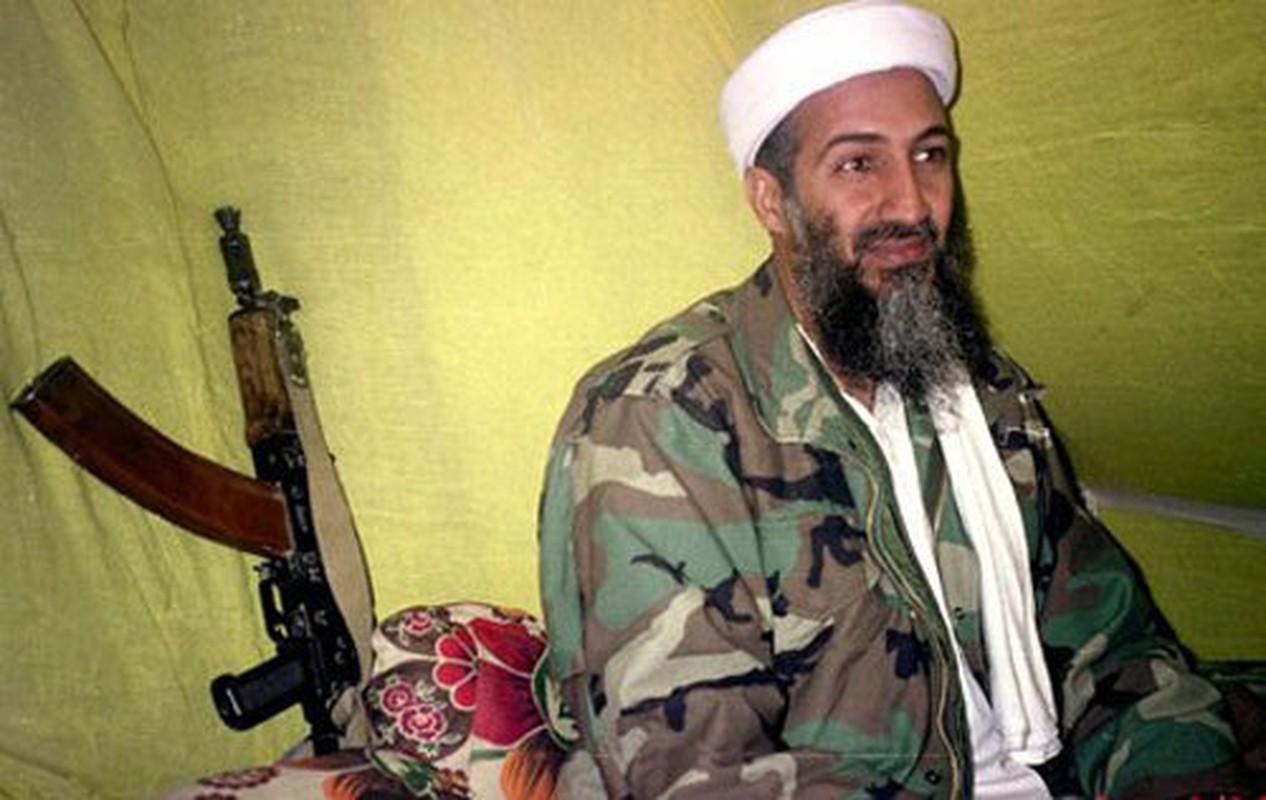 Noi Tong thong My xem trum khung bo Osama bin Laden bi tieu diet
