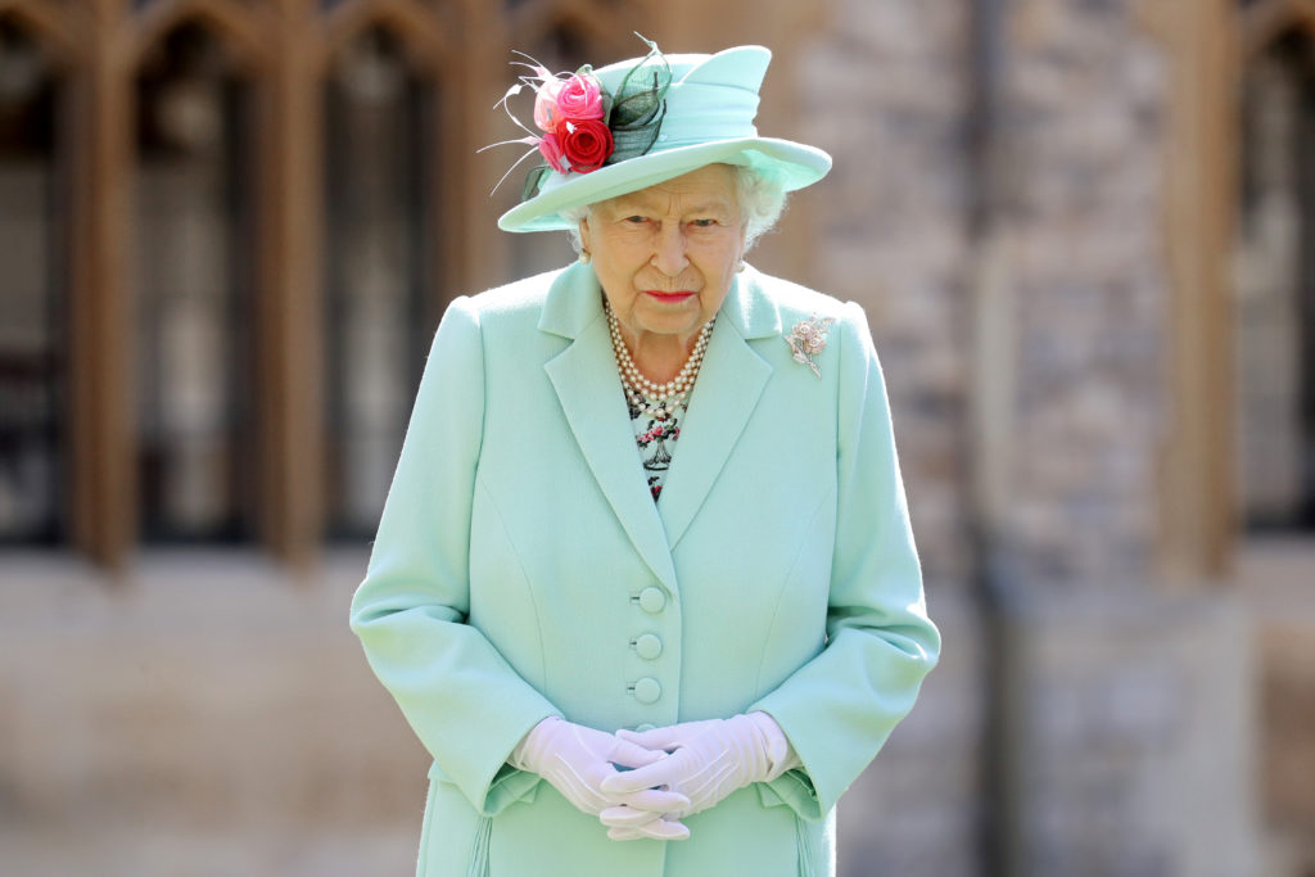 He lo thoi quen buoi sang cua Nu hoang Anh Elizabeth II-Hinh-3