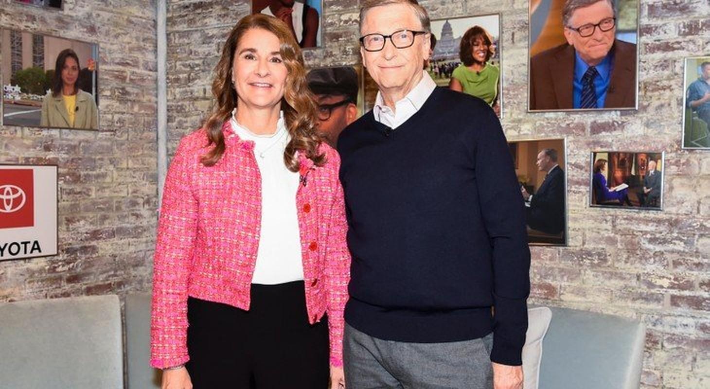 Ba Melinda Gates - vo cua ty phu Bill Gates tai gioi co nao?-Hinh-2