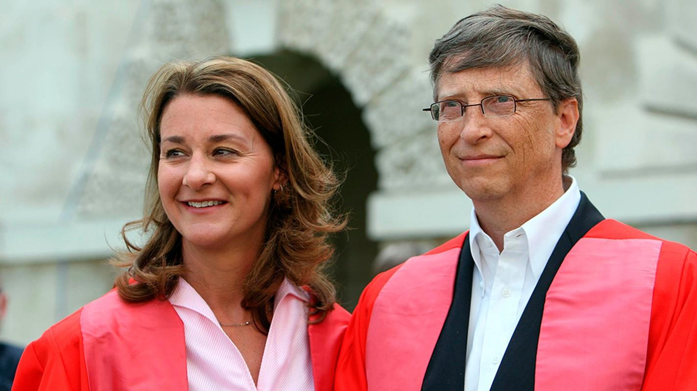 Ba Melinda Gates - vo cua ty phu Bill Gates tai gioi co nao?-Hinh-9