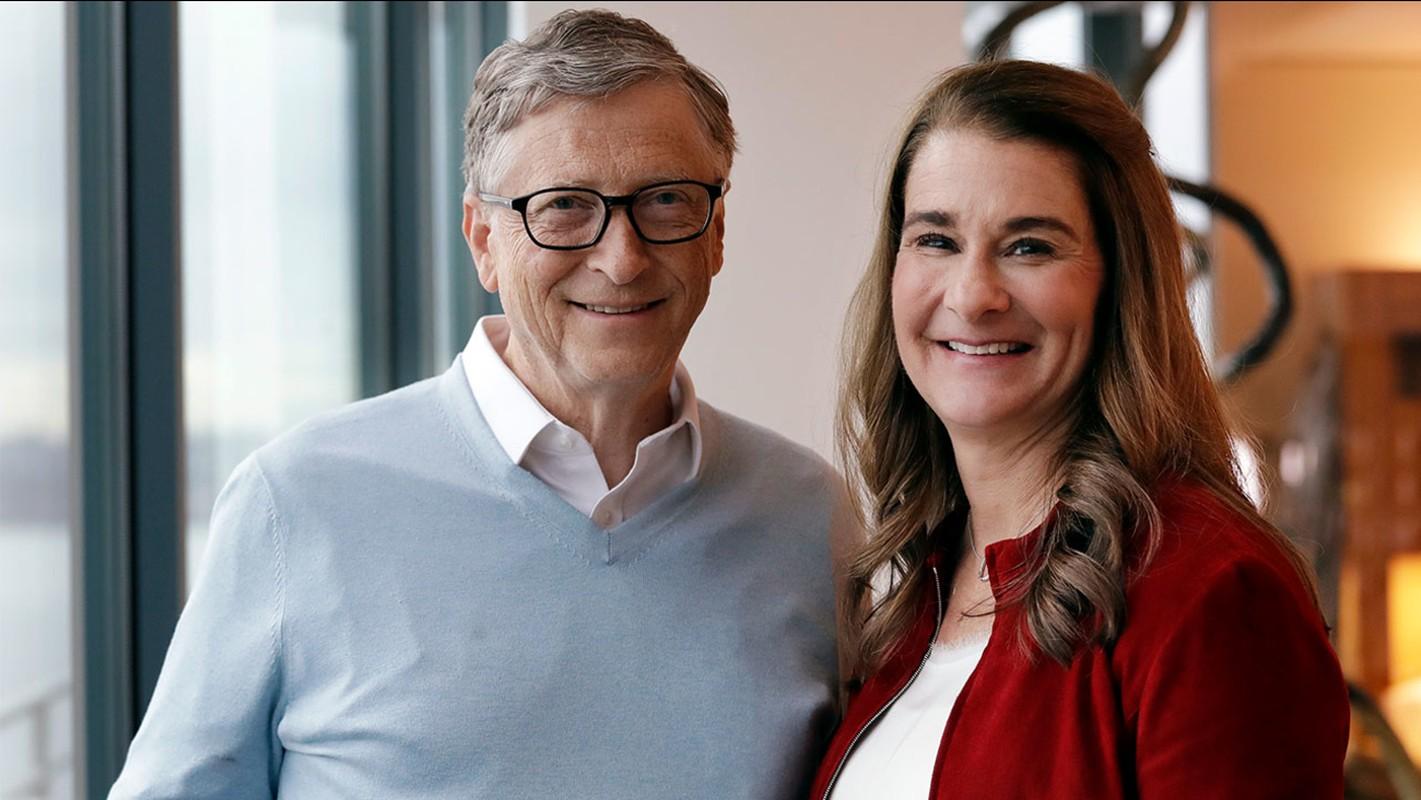 Ba Melinda Gates - vo cua ty phu Bill Gates tai gioi co nao?