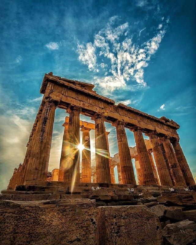 Su kien khien den Parthenon noi tieng Hy Lap bi hu hai nang-Hinh-10