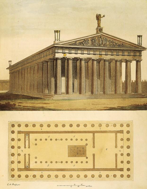 Su kien khien den Parthenon noi tieng Hy Lap bi hu hai nang-Hinh-2