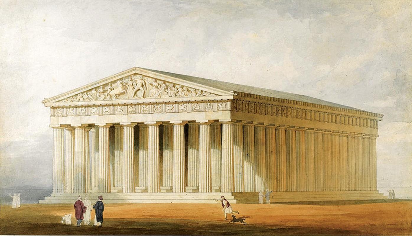 Su kien khien den Parthenon noi tieng Hy Lap bi hu hai nang-Hinh-6