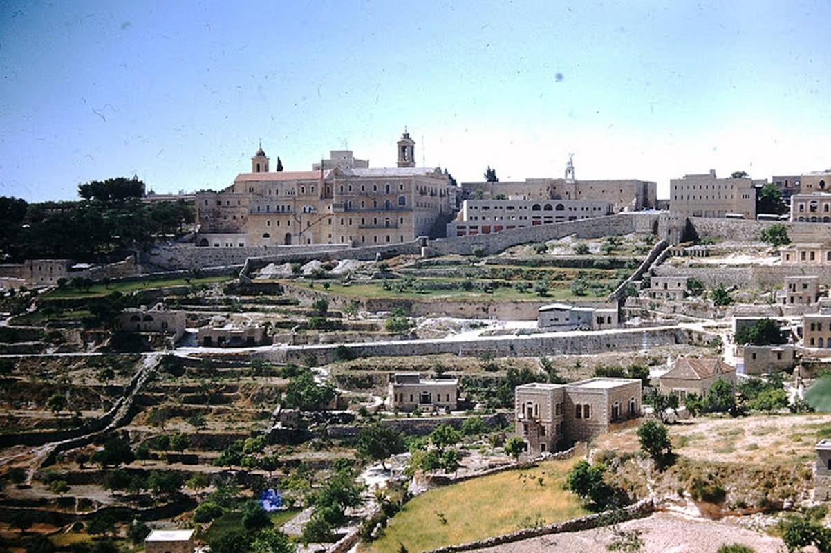 Anh hiem vung dat thanh Jerusalem o Israel thoi xua-Hinh-3
