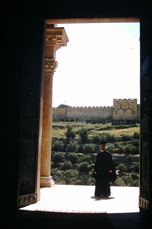 Anh hiem vung dat thanh Jerusalem o Israel thoi xua-Hinh-6