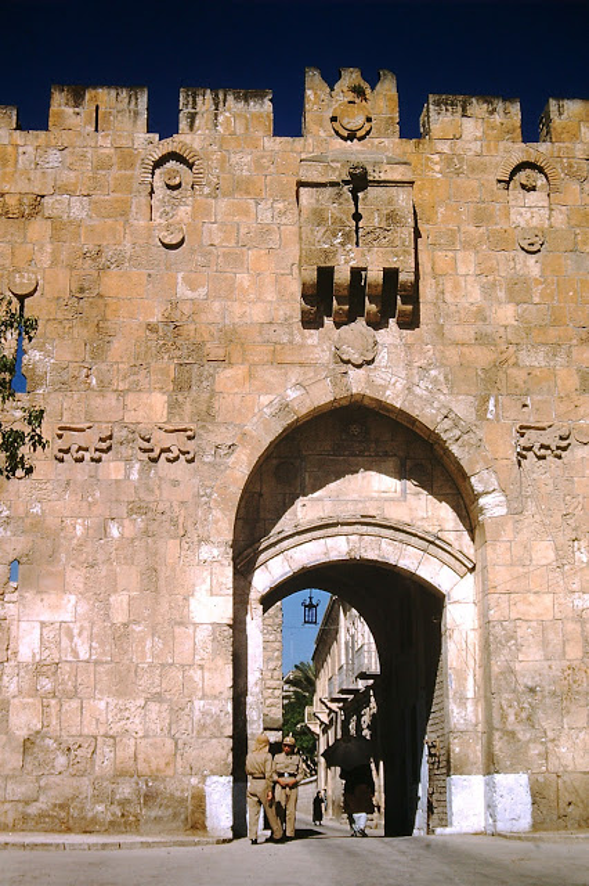 Anh hiem vung dat thanh Jerusalem o Israel thoi xua-Hinh-8