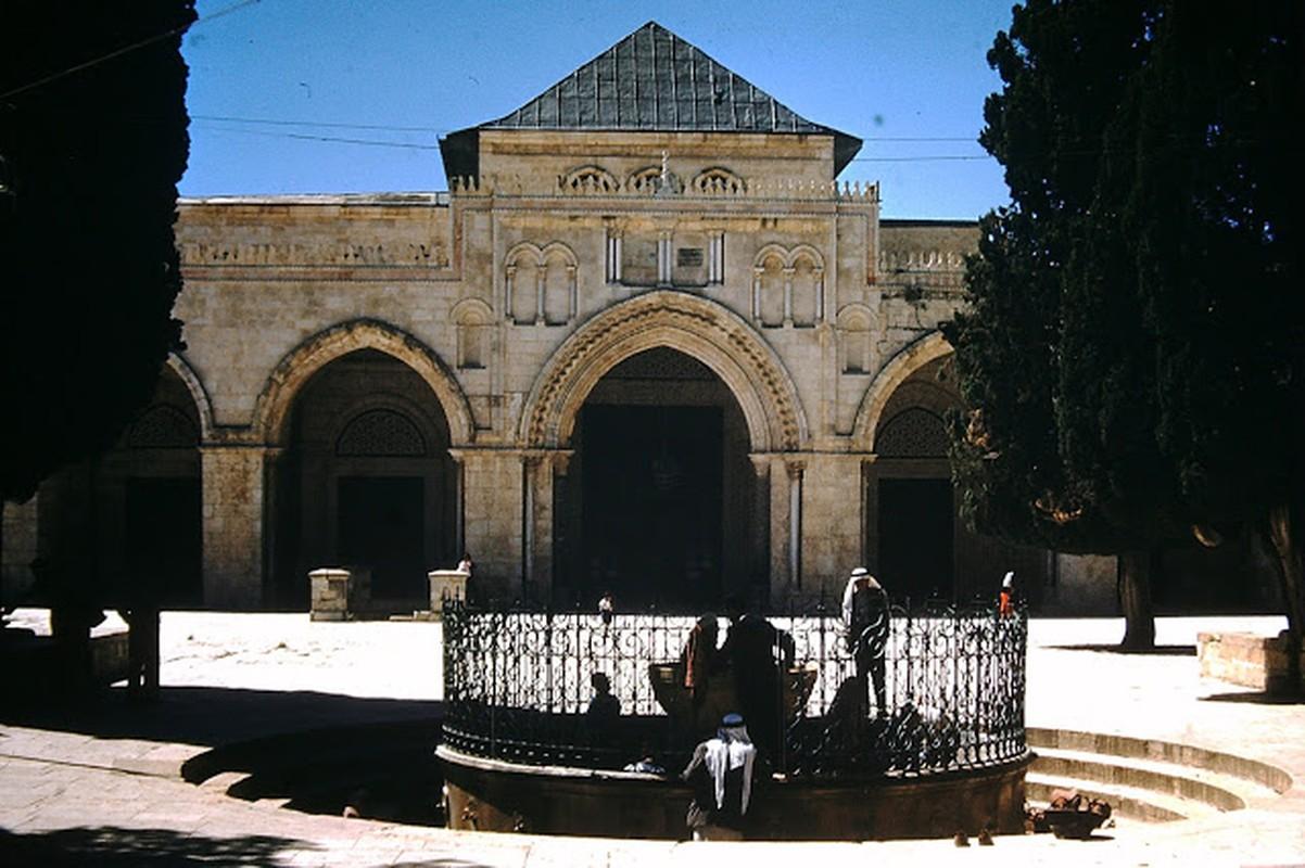 Anh hiem vung dat thanh Jerusalem o Israel thoi xua-Hinh-9