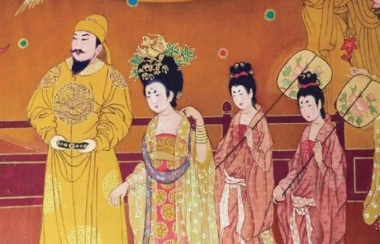 Chuyen kho tin ve nha Duong noi tieng lich su Trung Quoc