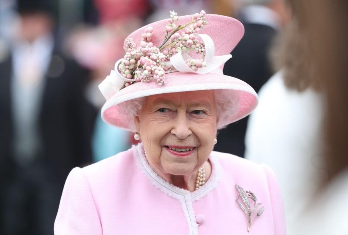 Choang ngop so dong vat Nu hoang Anh Elizabeth II so huu