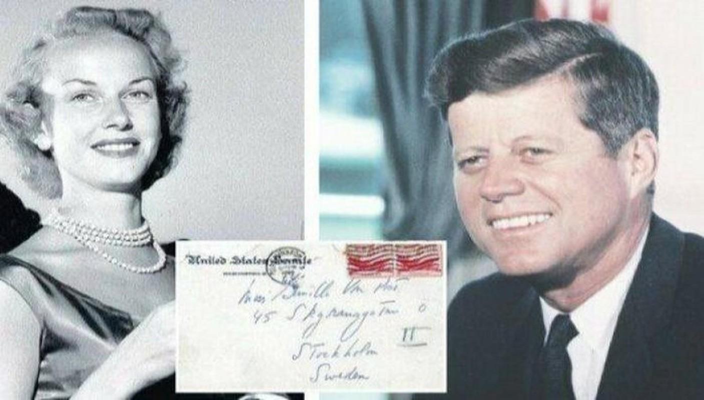 Tong thong John F. Kennedy tung muon bo vo de cuoi tinh nhan?