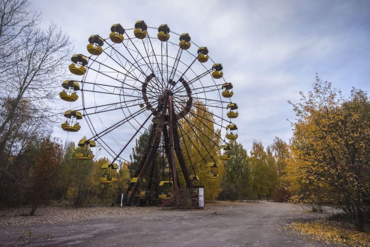 Nha may hat nhan Chernobyl co the phat no: Am anh tham hoa xua-Hinh-9