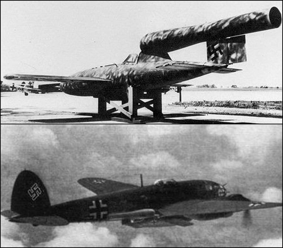 """Giai mat du an vu khi bom bay """"chet yeu"""" cua phat xit Duc-Hinh-4"""