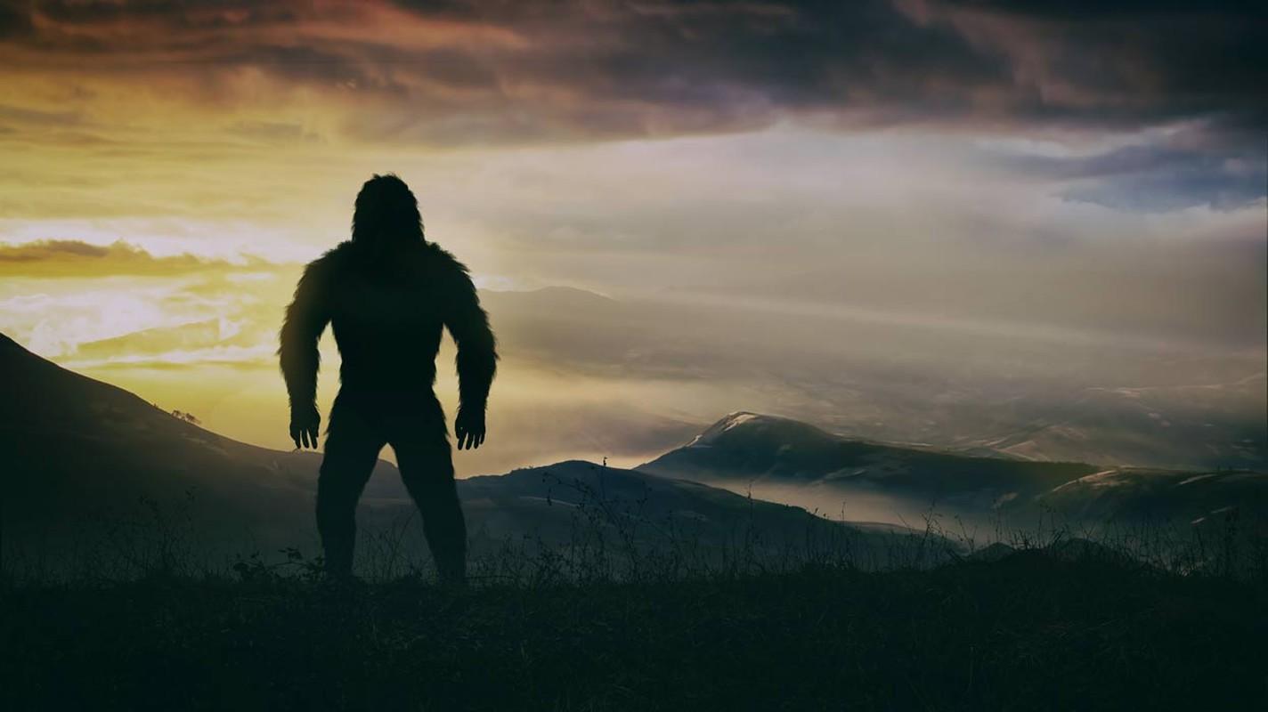 Doan video ve sinh vat la nghi la quai vat bi an Bigfoot-Hinh-4