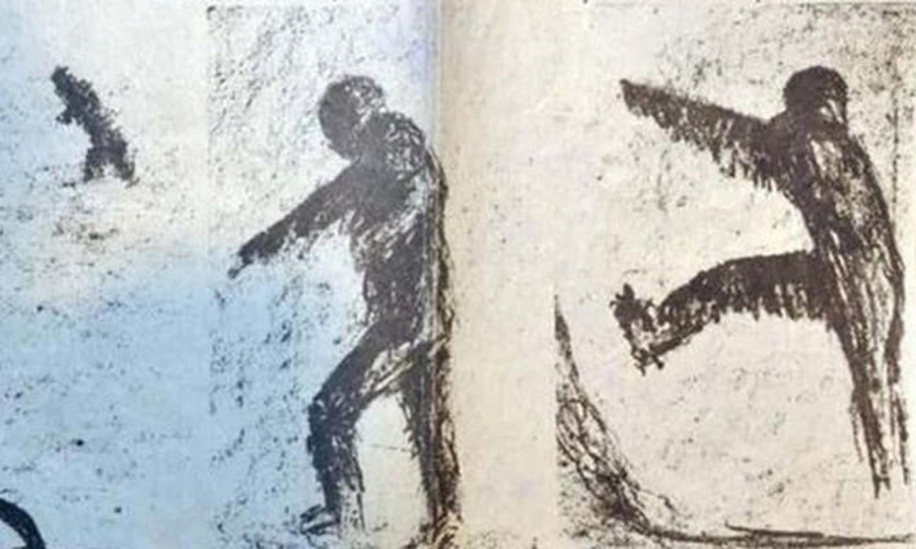 Doan video ve sinh vat la nghi la quai vat bi an Bigfoot-Hinh-7