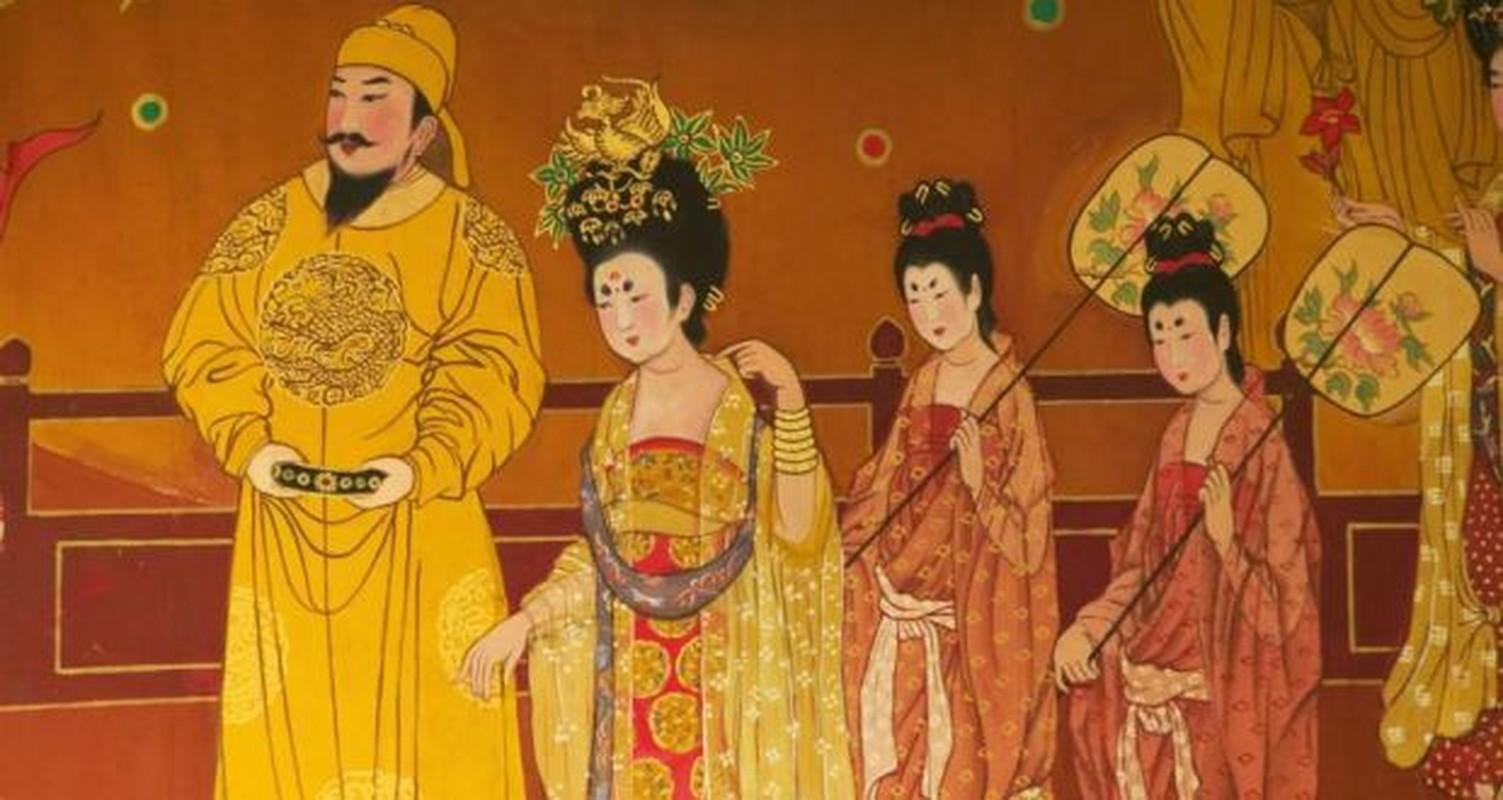 """""""Ban an tu chung than"""" cua cung nu Trung Quoc thoi phong kien-Hinh-8"""