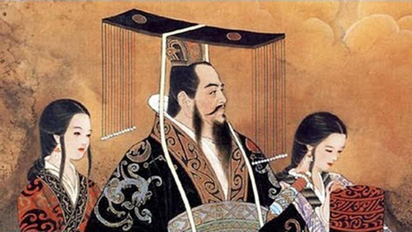 """""""Ban an tu chung than"""" cua cung nu Trung Quoc thoi phong kien"""