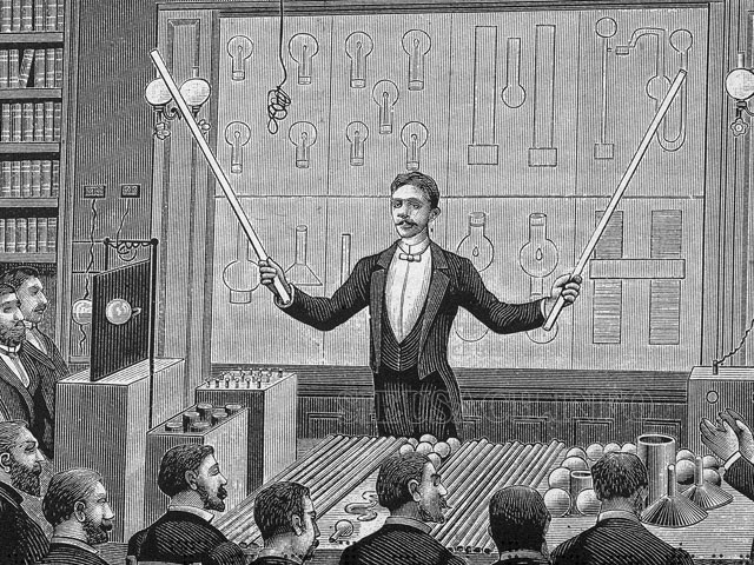 Tung bi xem la dien ro, nha khoa hoc Nikola Tesla khien the gioi than phuc-Hinh-5