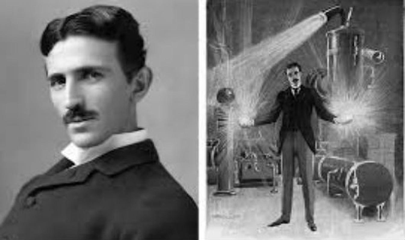 Tung bi xem la dien ro, nha khoa hoc Nikola Tesla khien the gioi than phuc