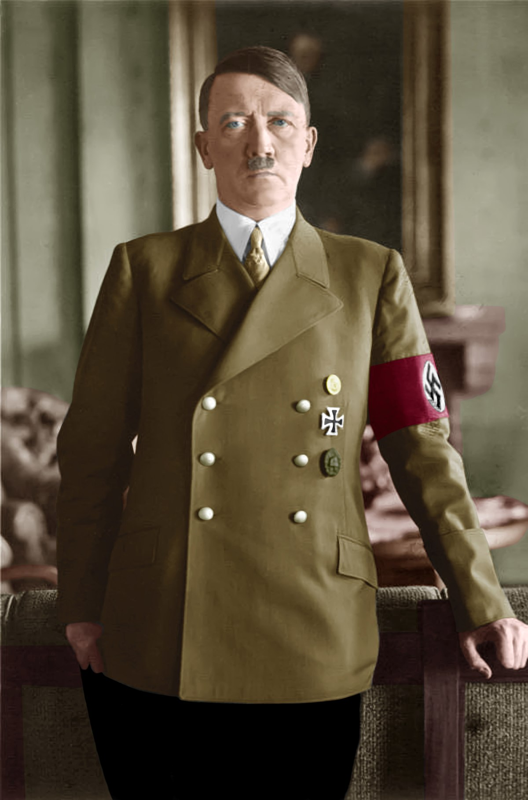 "Trum phat xit Adolf Hitler ""do sat"" nguoi Do Thai khung khiep the nao?-Hinh-2"