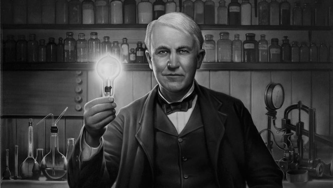 Su that ve phat minh bong den day toc noi tieng cua Thomas Edison-Hinh-2