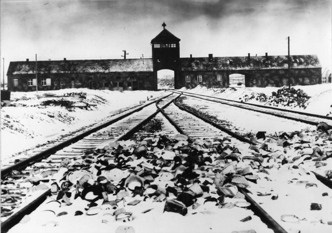 Nu ho sinh nguoi Ba Lan cuu song nhieu tre em o trai Auschwitz
