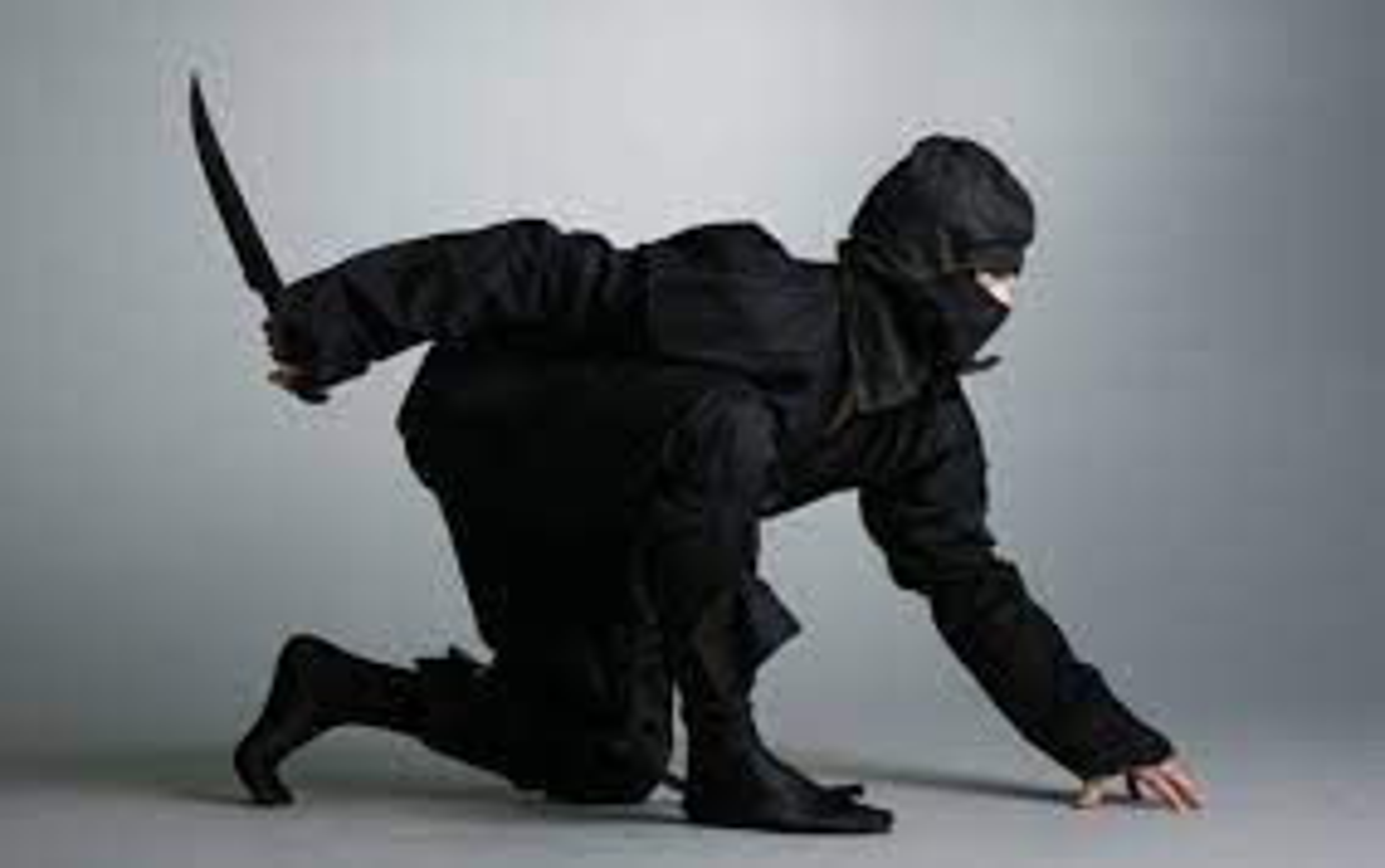 Nu ninja huyen thoai Nhat Ban am sat muc tieu chi voi 1 kep toc-Hinh-8