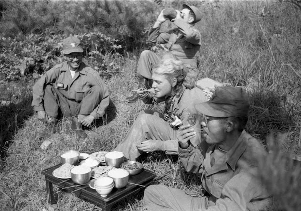 Khoanh khac kho quen chien tranh Trieu Tien nhung nam 1950-Hinh-5