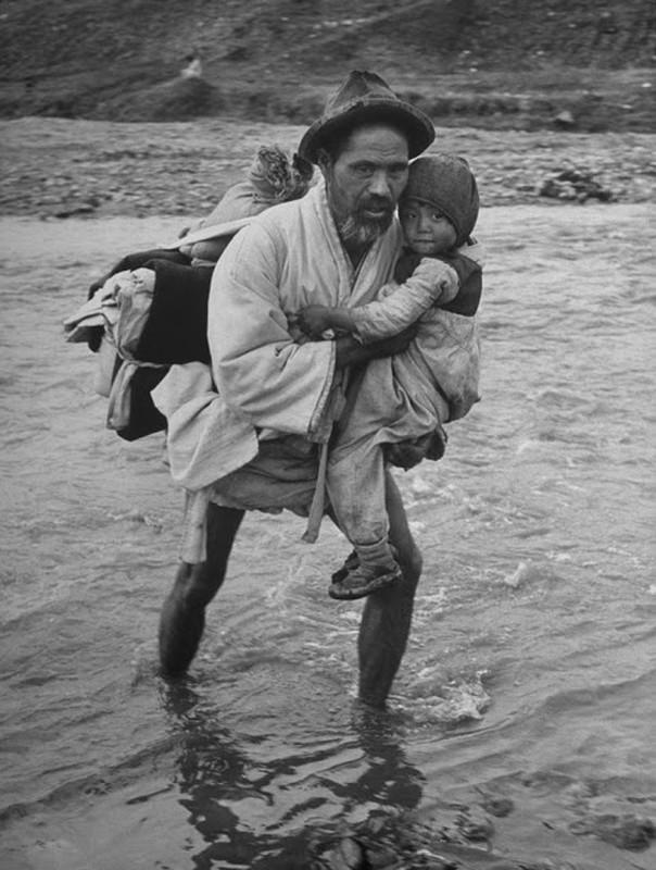 Khoanh khac kho quen chien tranh Trieu Tien nhung nam 1950-Hinh-8