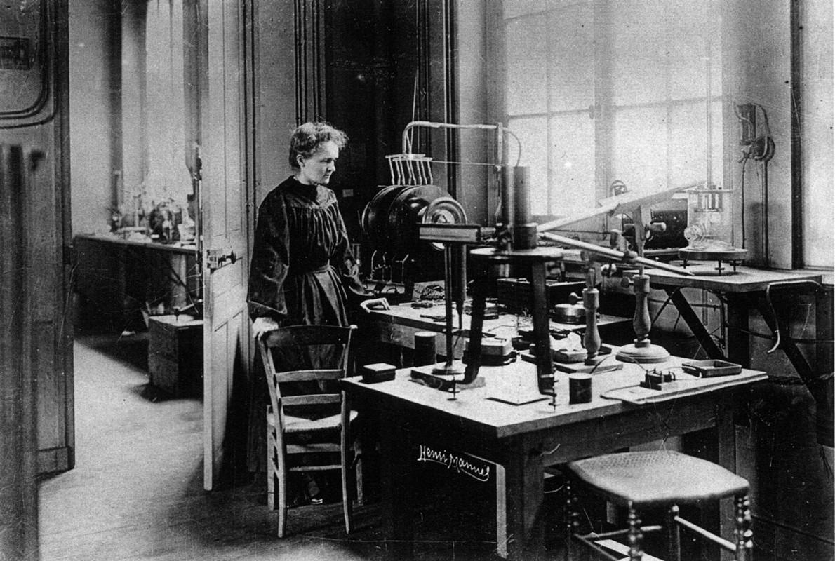 "Nha khoa hoc Marie Curie chet vi phat minh ""con de""?-Hinh-9"