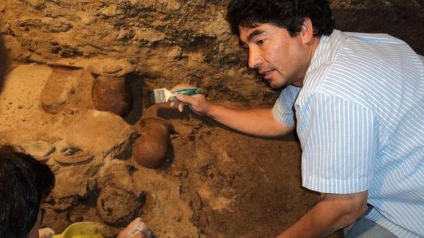 Kham pha bi an duong ham cua de che Aztec-Hinh-5