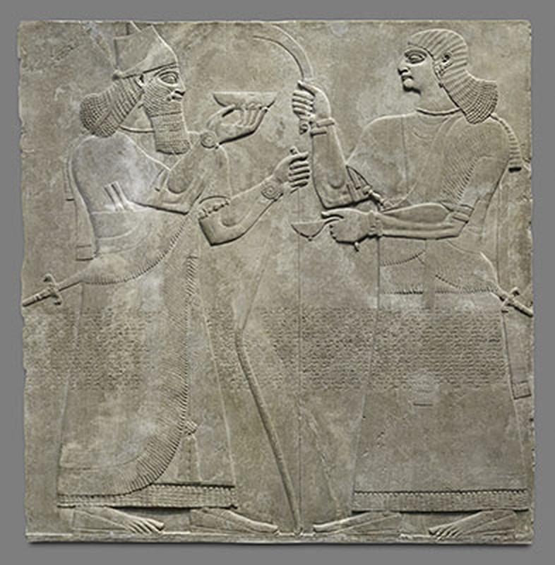 Su that kho tin ve nha vua noi tieng nhat Babylon-Hinh-12
