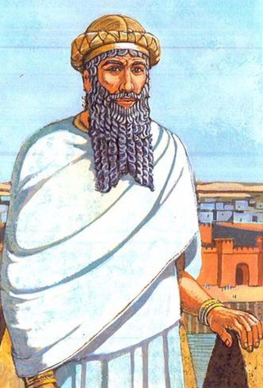 Su that kho tin ve nha vua noi tieng nhat Babylon-Hinh-8
