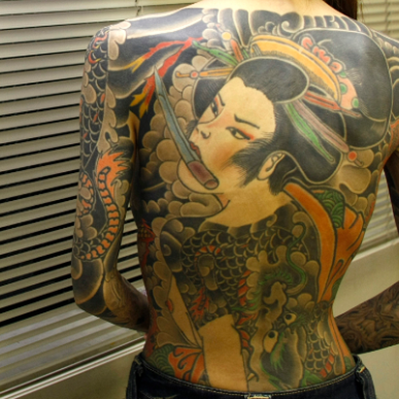Su nguy hiem chet choc cua yakuza Nhat Ban khet tieng-Hinh-10