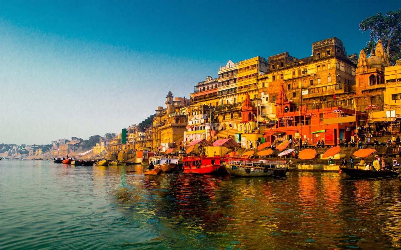 Bi mat bat ngo ve thanh pho linh thieng Varanasi cua An Do