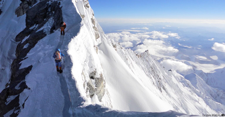 Rung minh ly do dinh Everest
