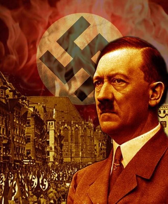 Tham vong hat nhan cua Hitler sup do tan tanh vi ai?