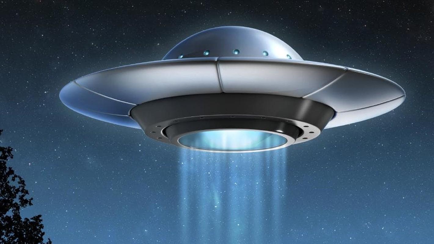 Chan dong bang chung UFO xuat hien,