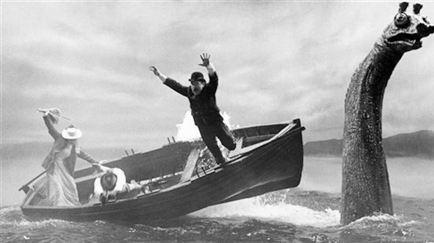 Cuc nong: Su that ve quai vat ho Loch Ness da duoc phoi bay?-Hinh-8