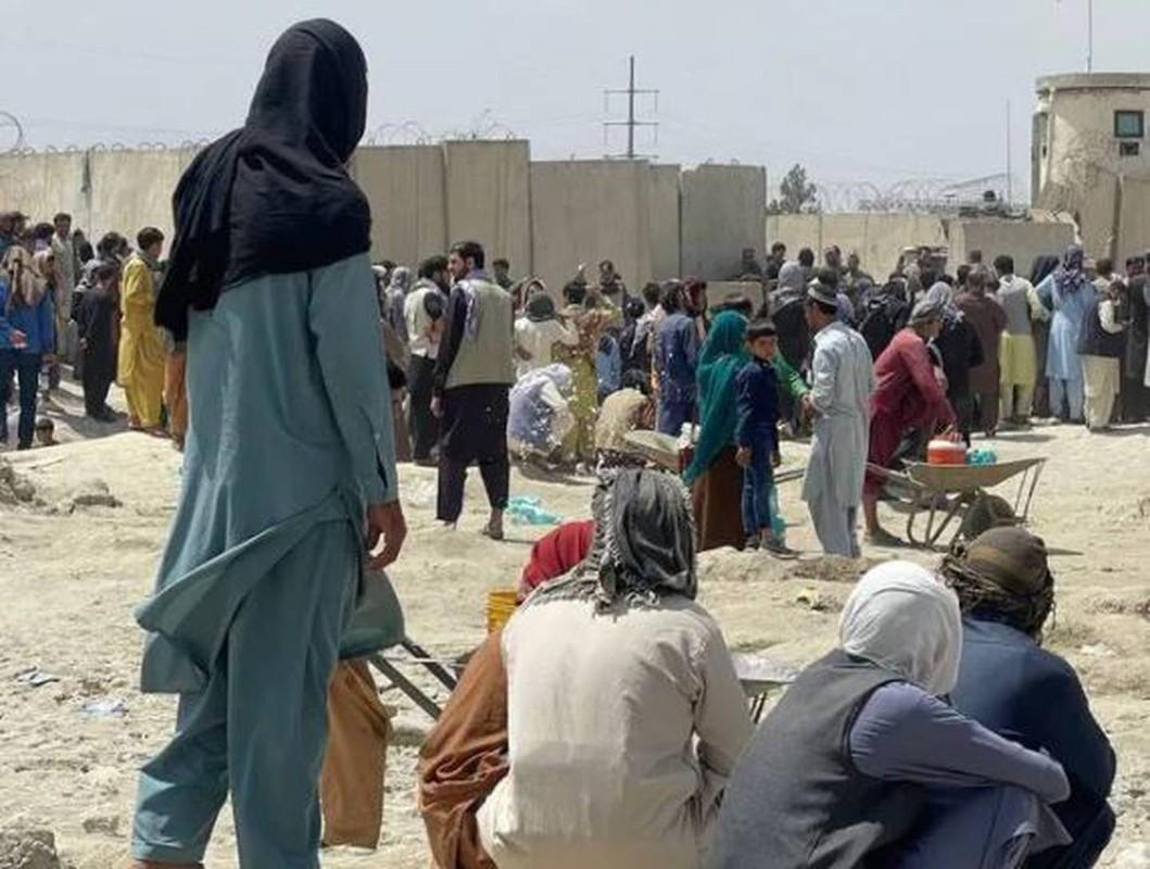 To mo cuoc song cua phu nu Afghanistan truoc khi Taliban nam quyen
