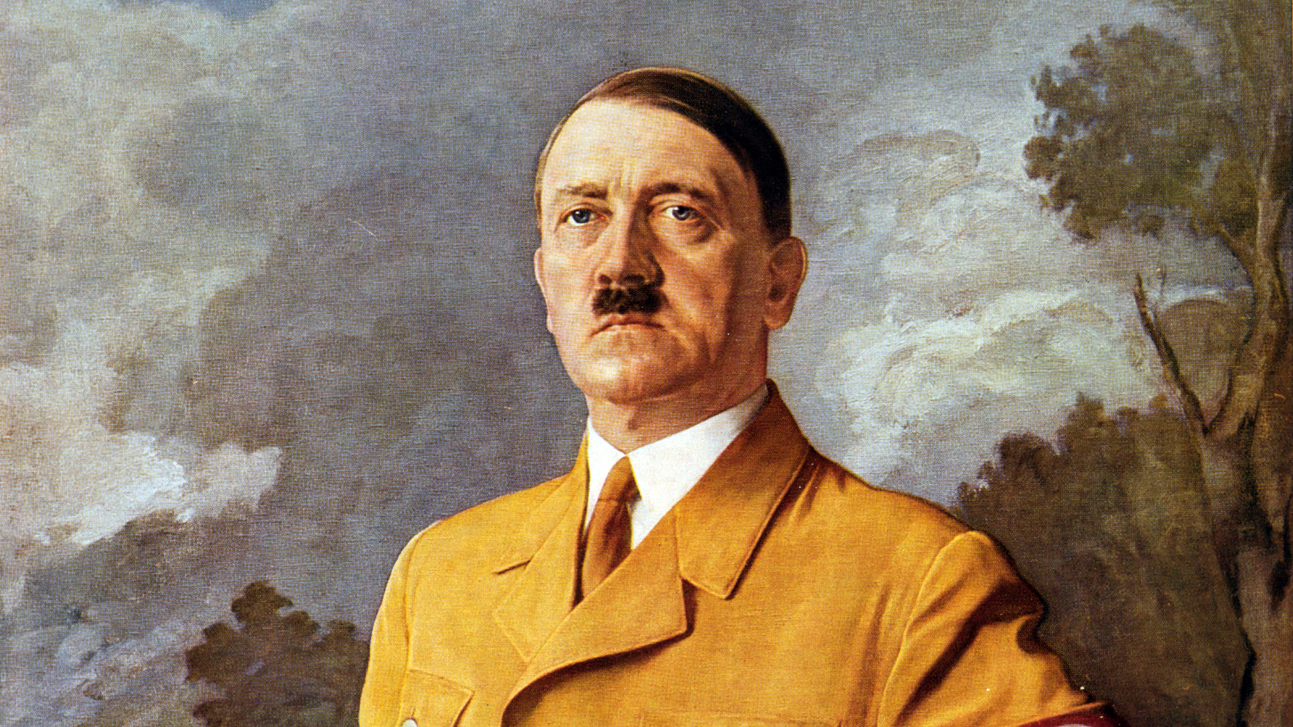 Hitler cu doan tham hiem den Tay Tang lung suc thu gi?