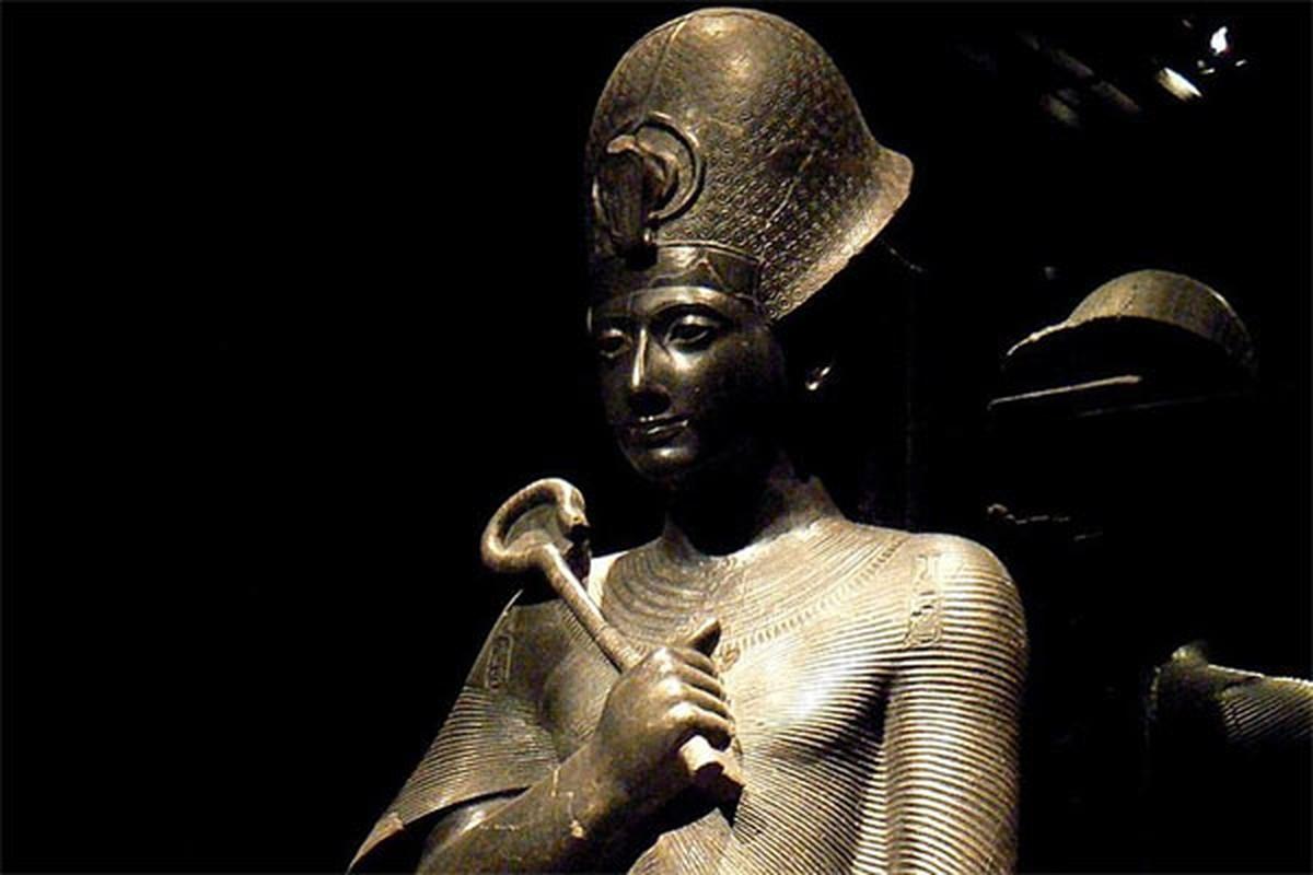 Cuc soc dung mao that cua pharaoh dau tien duoc cap... ho chieu-Hinh-2