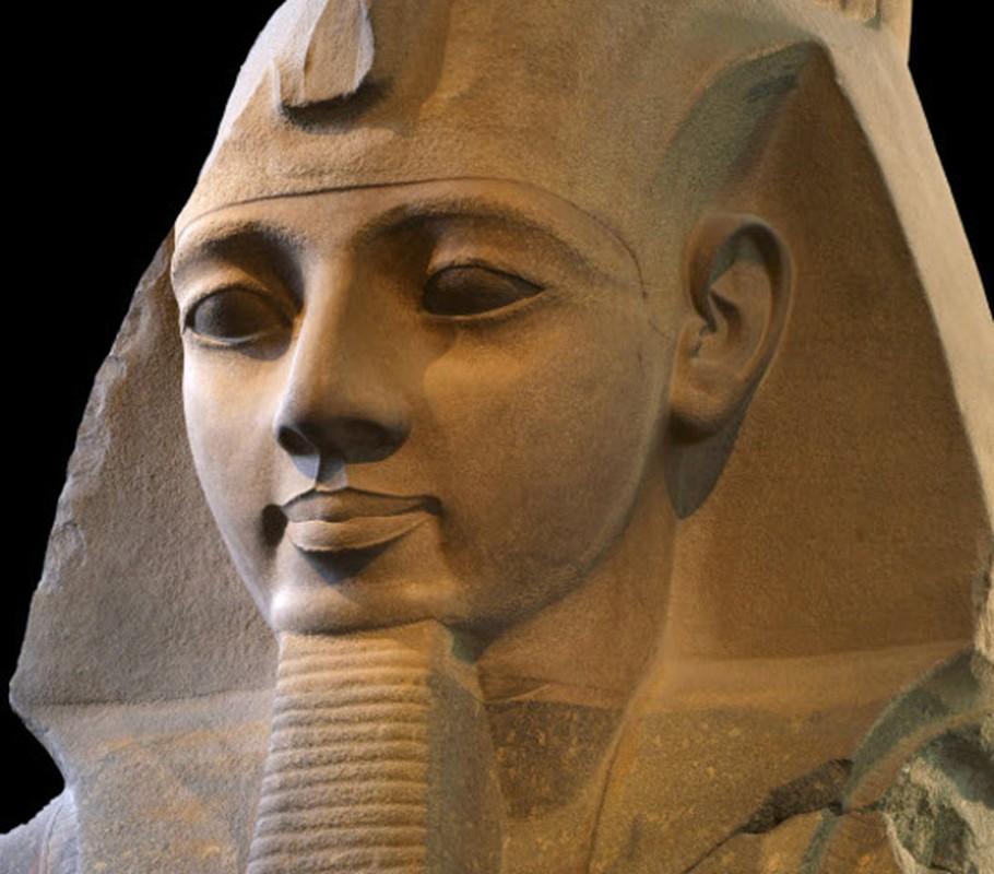 Cuc soc dung mao that cua pharaoh dau tien duoc cap... ho chieu