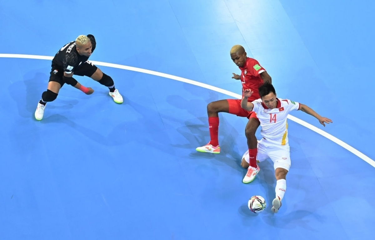 Toan canh DT Futsal Viet Nam 3-2 DT Futsal Panama: Nghet tho den phut chot-Hinh-11