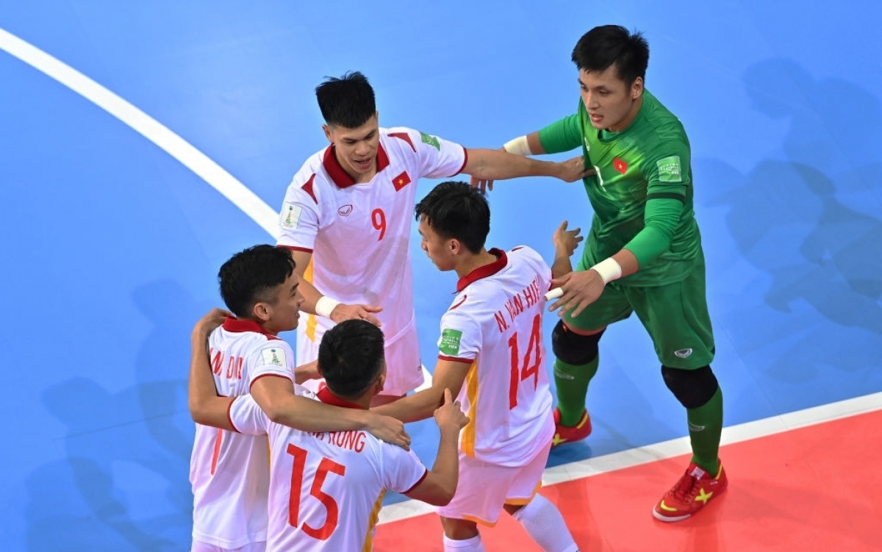 Toan canh DT Futsal Viet Nam 3-2 DT Futsal Panama: Nghet tho den phut chot-Hinh-12
