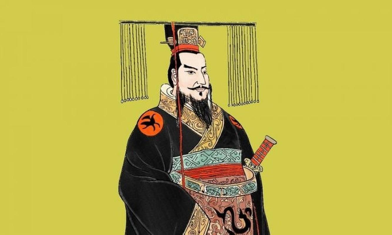"""Sung sot thu bi mat duoi long dat khien Tan Thuy Hoang """"bat tu"""""""
