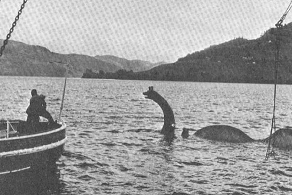 Cuc nong: Tom duoc quai vat ho Loch Ness tu anh chup tren cao?-Hinh-7