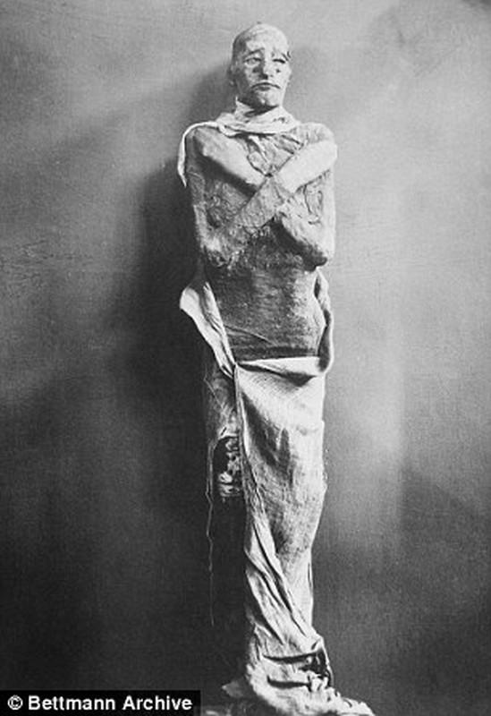 Chup cat lop, lo bi mat cuc choang ve xac uop pharaoh Ai Cap-Hinh-9