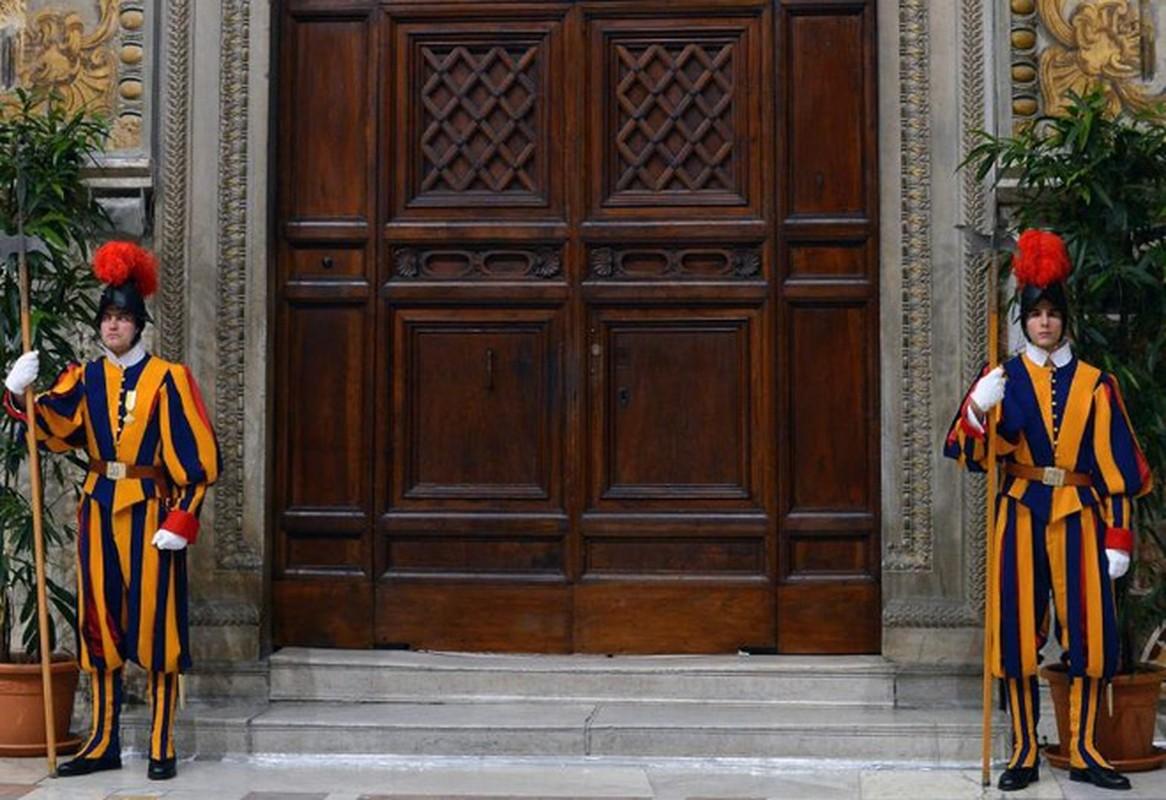 Bat mi doi ve binh bao ve an nguy cua Giao hoang Vatican-Hinh-9
