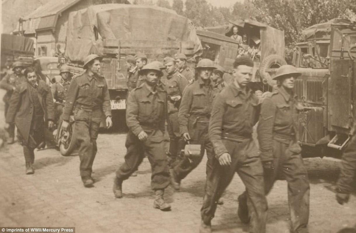 He lo sai lam chet nguoi cua Hitler trong tran Dunkirk noi tieng